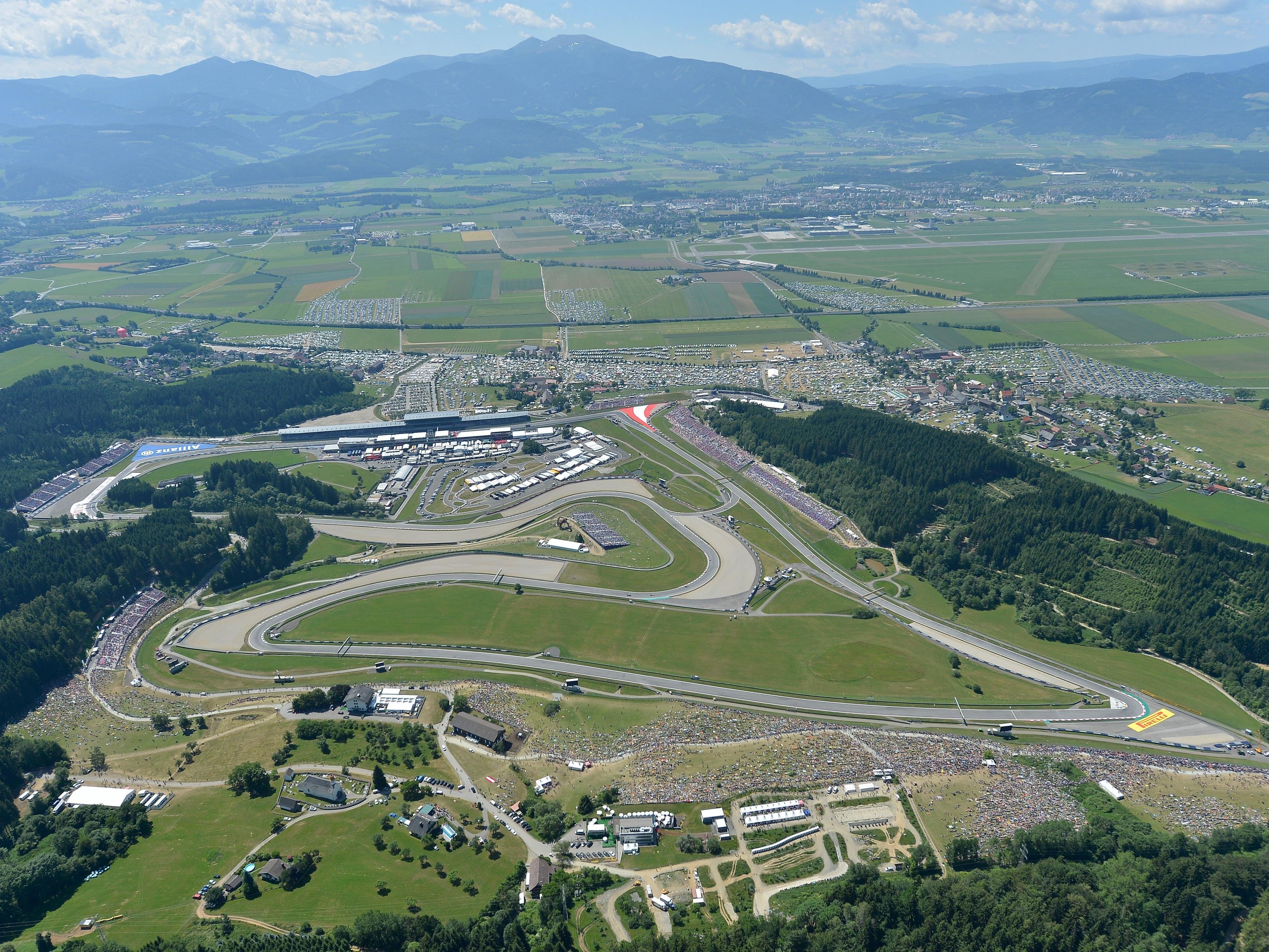 Am Wochenende: Großer Preis von Österreich und zugleich auch großes Jubiläum