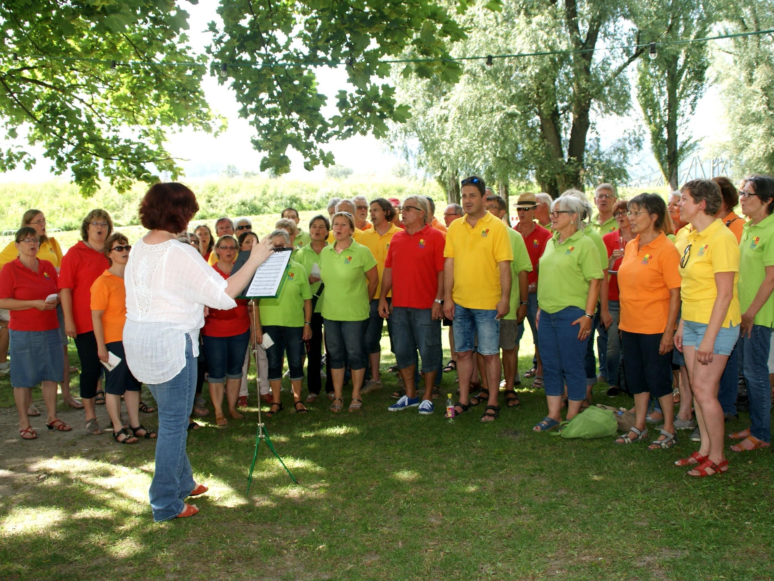 Am Wiesenrain und in Widnau wurde das IRR-Jubiläum gefeiert.