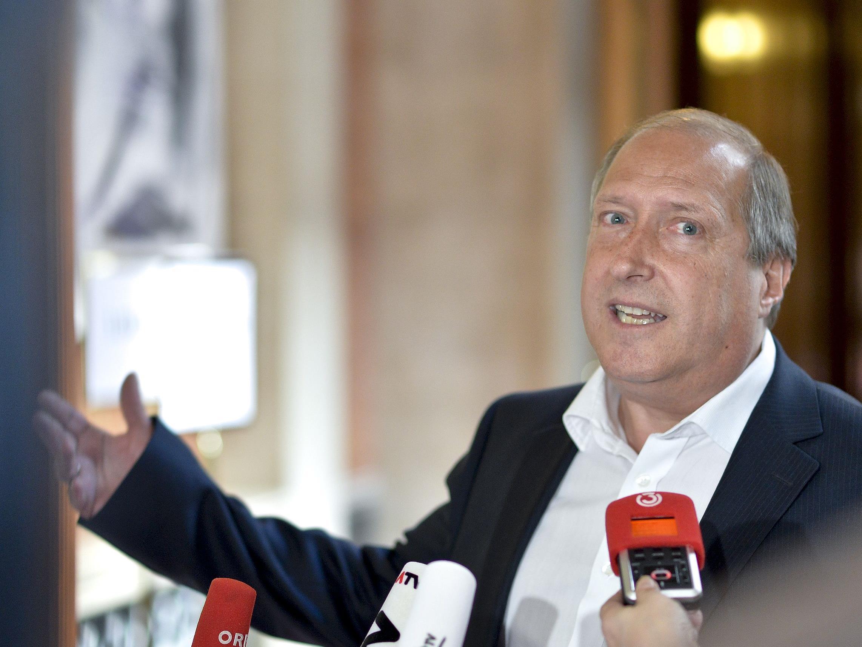 Der Grüne Landespolitiker Rolf Holub zu den Problemen und Ziele der Grünen