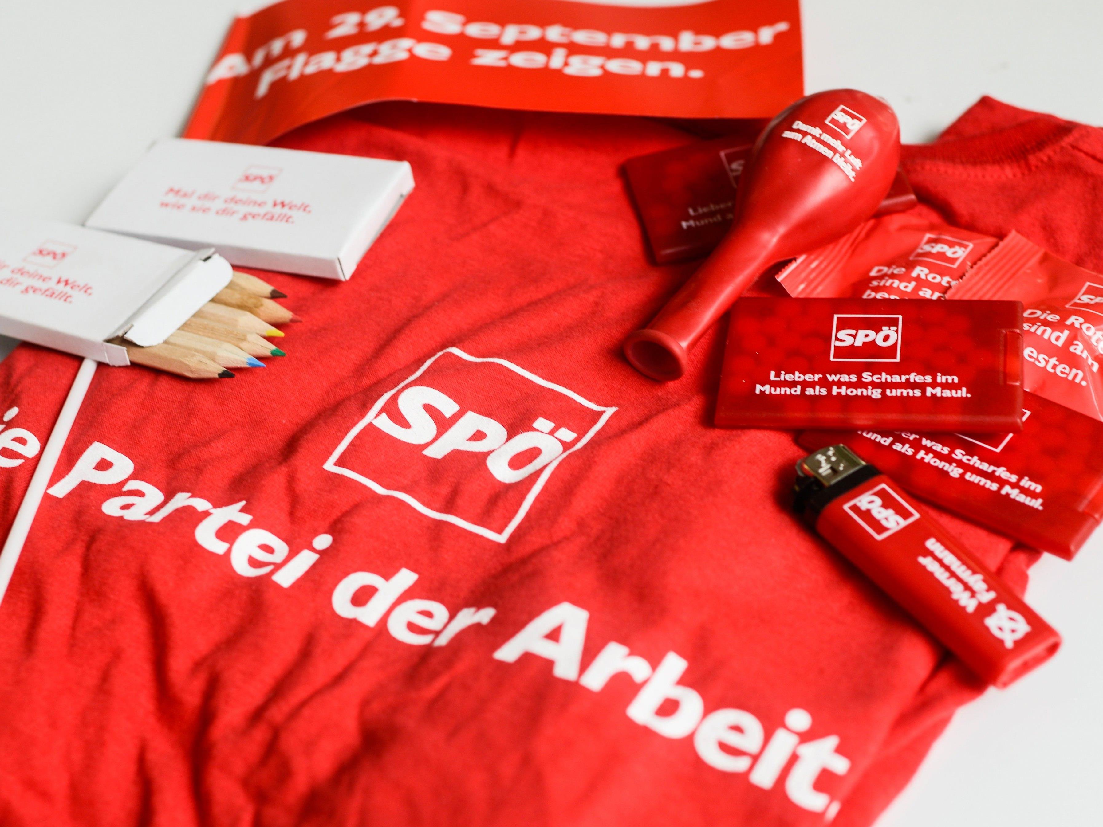 Die Wiener SPÖ verteilt im Wahlkampf Wahlgeschenke und macht Hausbesuche