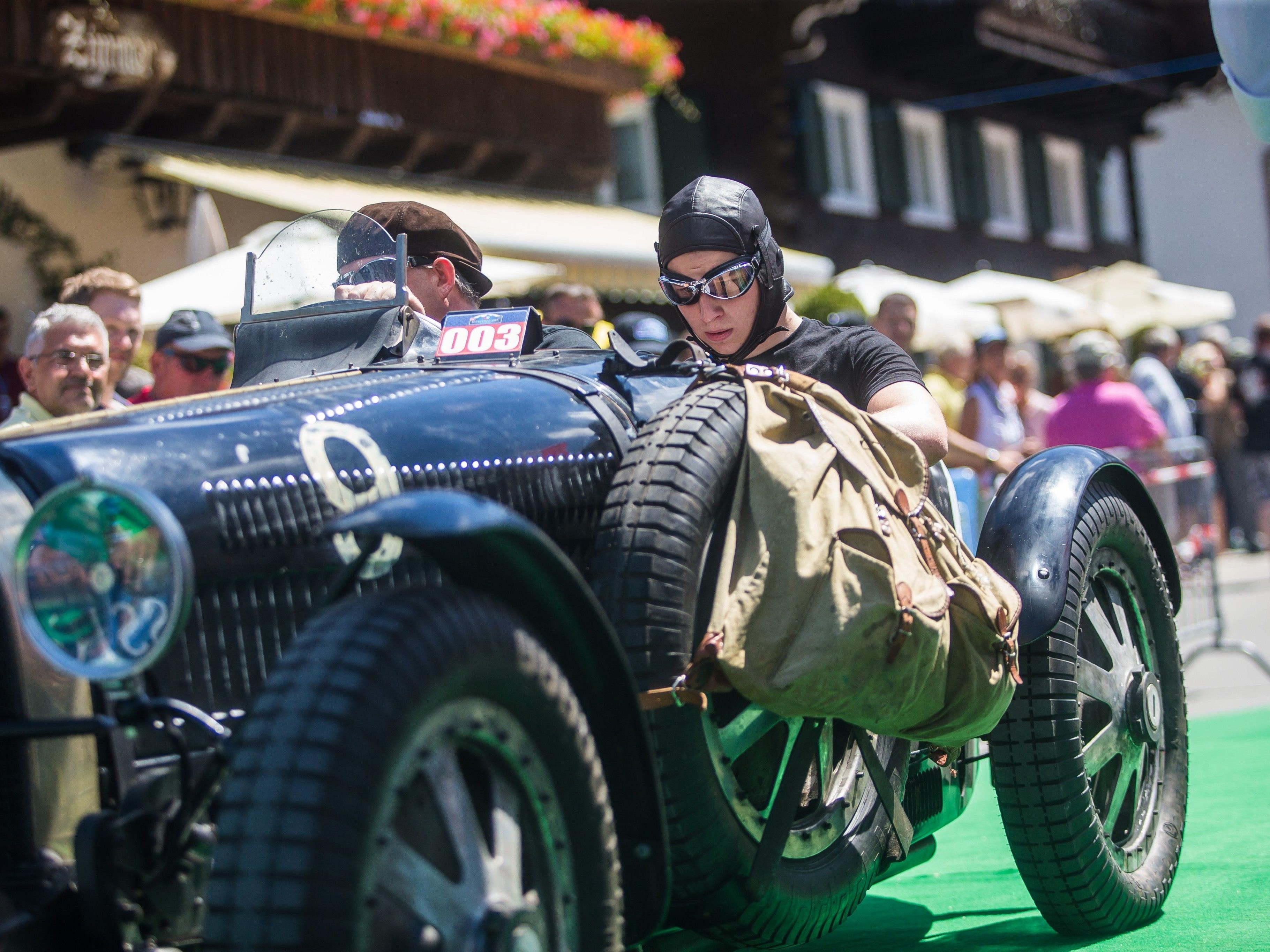 Die Silvretta Classic feiert heuer ihr 20. Jubiläum.
