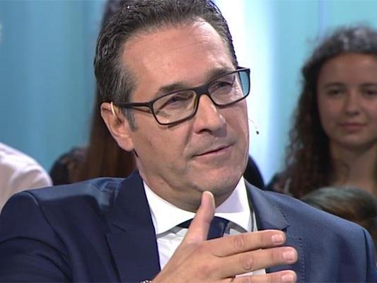 FPÖ-Chef Strache im Interview