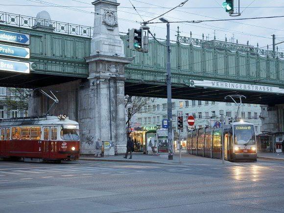 Der Vorfall geschah nahe der U6-Station Währinger Straße