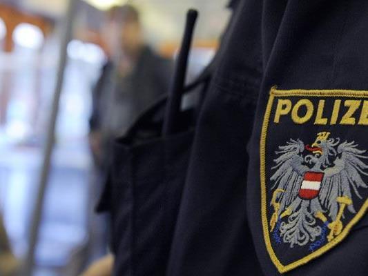 Zwei Polizeibeamte wurden bei dem Einsatz in Wien-Meidling verletzt.