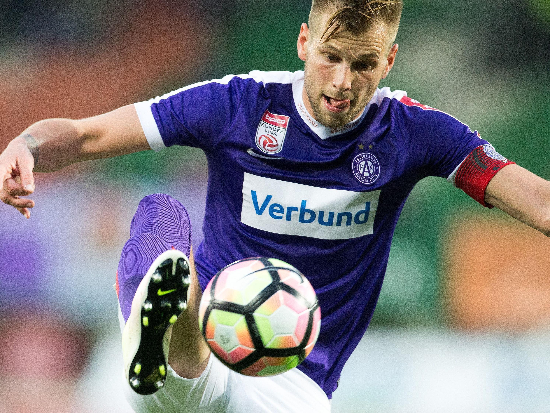 Die Wiener Austria trifft in der 3. Runde der Europa-League-Qualifikation auf AEL Limassol aus Zypern.