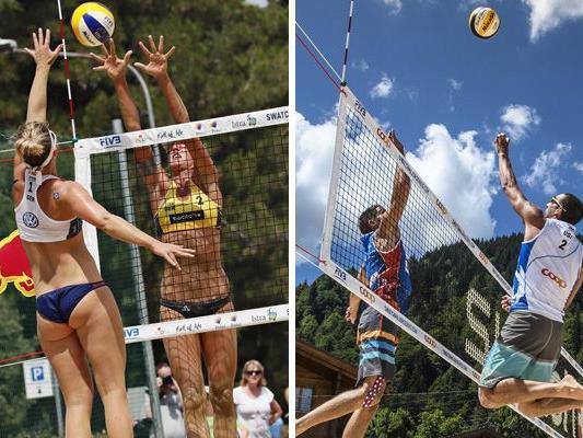 Die Leistungsdichte im Starterfeld der Beach-Volleyball-WM in Wien ist extrem hoch.