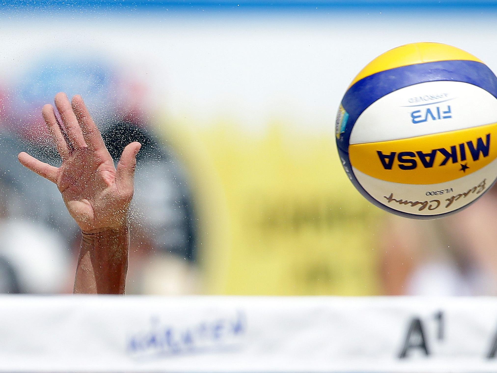Die letzte Wildcard für die Beachvolleyball WM in Wien wurde vergeben.