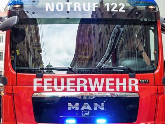 Die Feuerwehren in St. Pölten mussten wegen eines Ammoniakaustritts ausrücken.