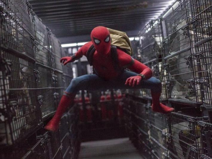 Der neue Spiderman-Film ist ab Donnerstag bei uns in den Kinos.