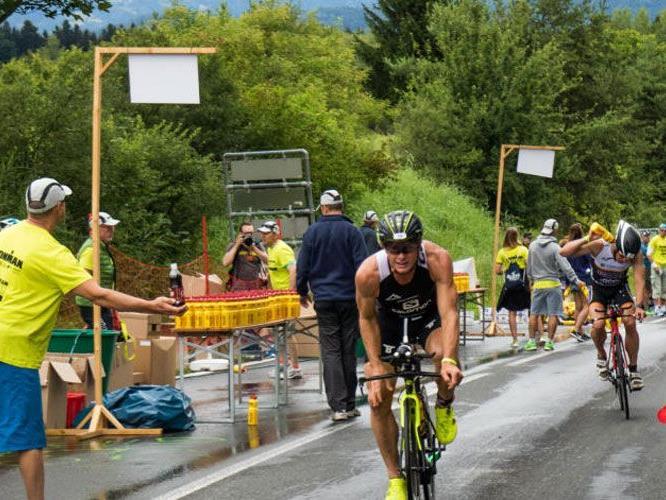 3.000 Sportler nahmen am Ironman Austria in Kärnten teil.