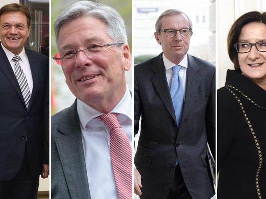 Vier der neun Landtage werden 2018 neu gewählt.