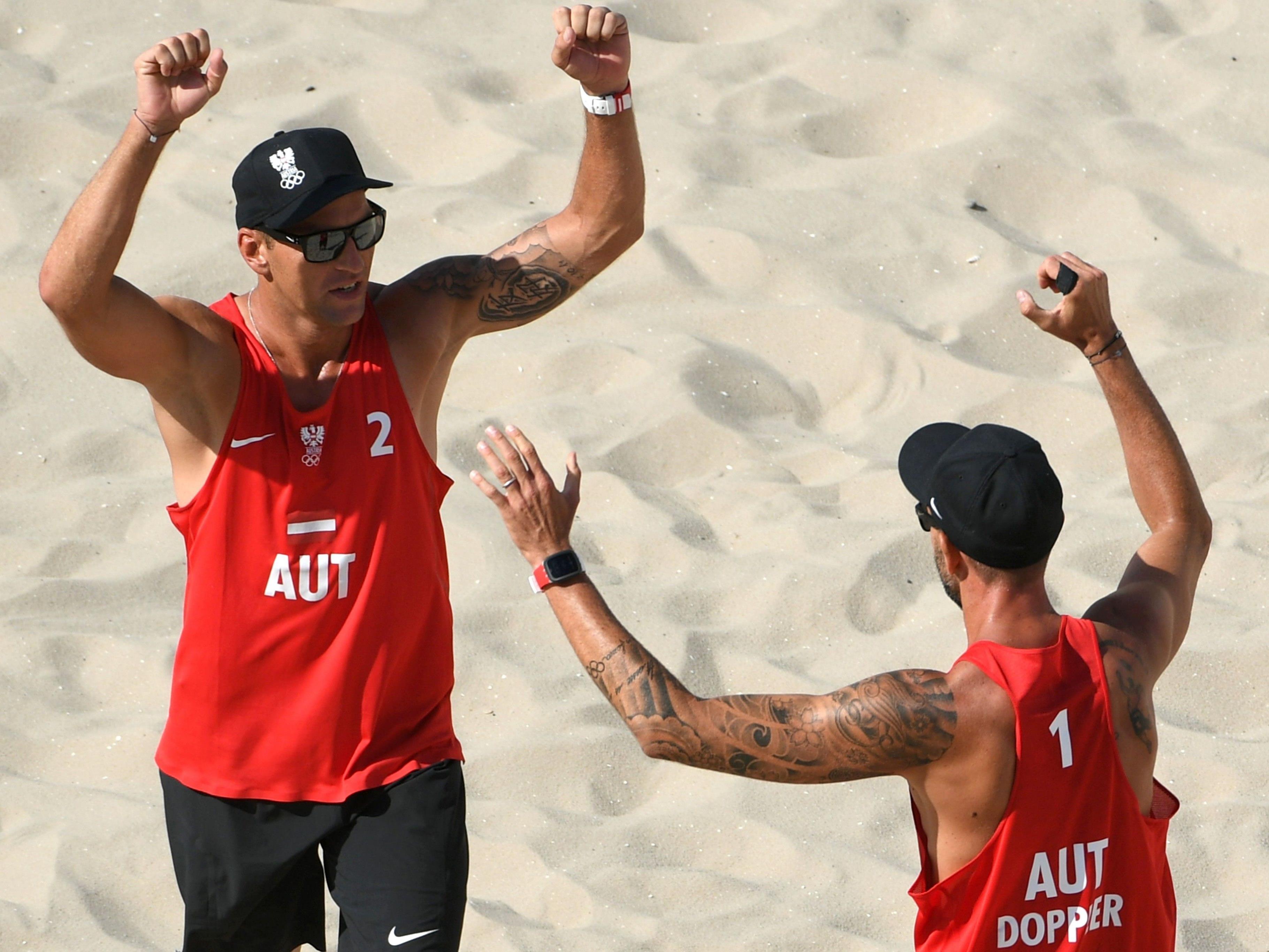 LIVE von der Beach Volleyball WM 2017 in Wien - alle Infos auf VIENNA.at