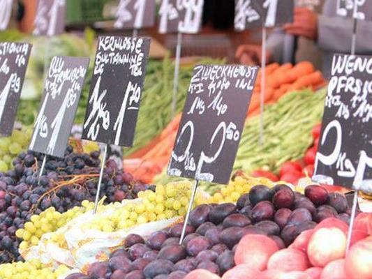 Zukünftig werden keine Nebenrechte für neue Gemüsestandln vergeben.