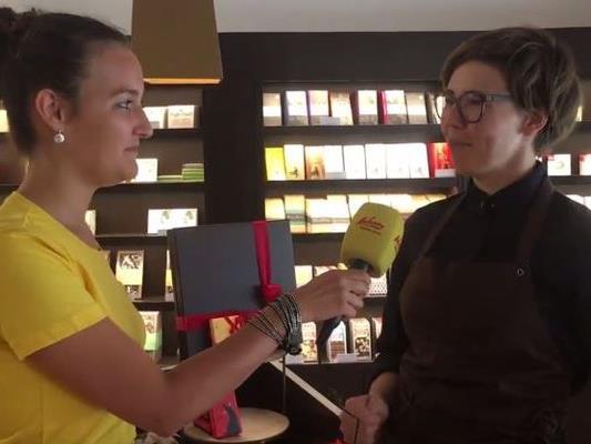 Im Xocolat in Bregenz gibt es Carmen als leckere Pralinen.