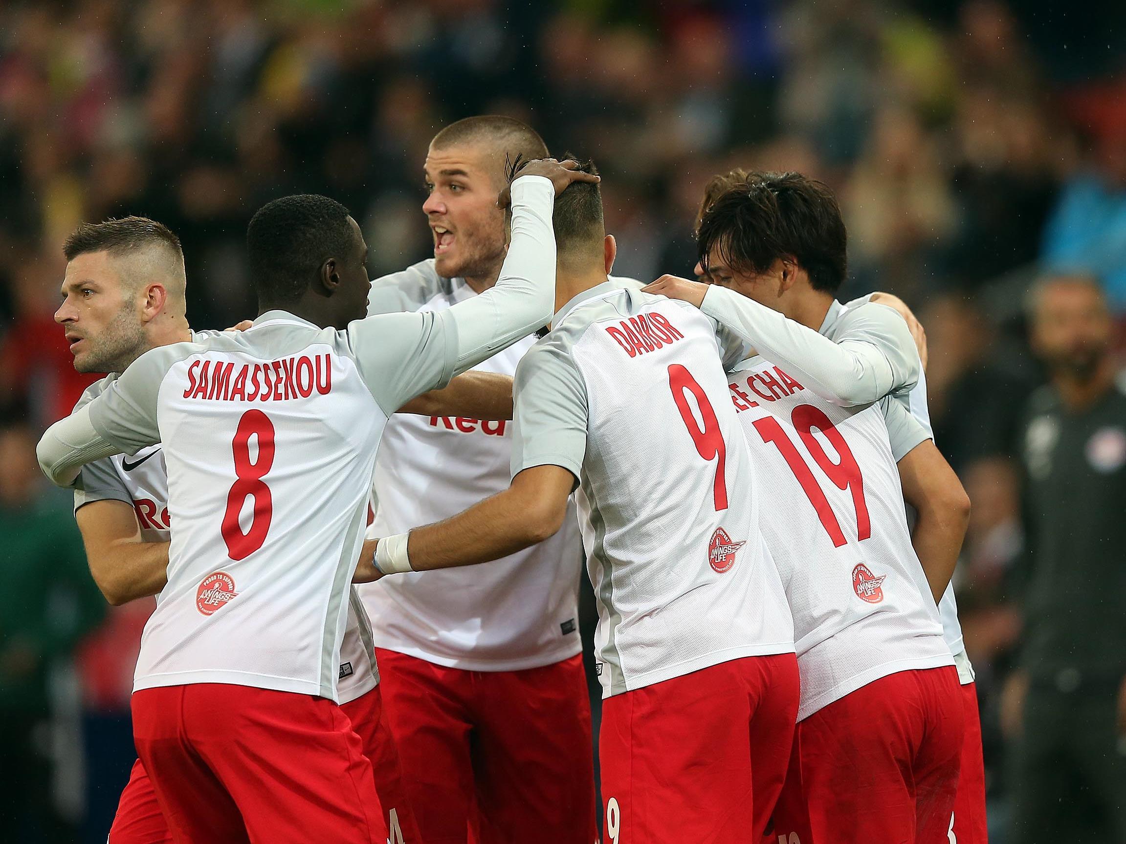 LIVE-Ticker zum Spiel Red Bull Salzburg gegen LASK Linz ab 16.00 Uhr.