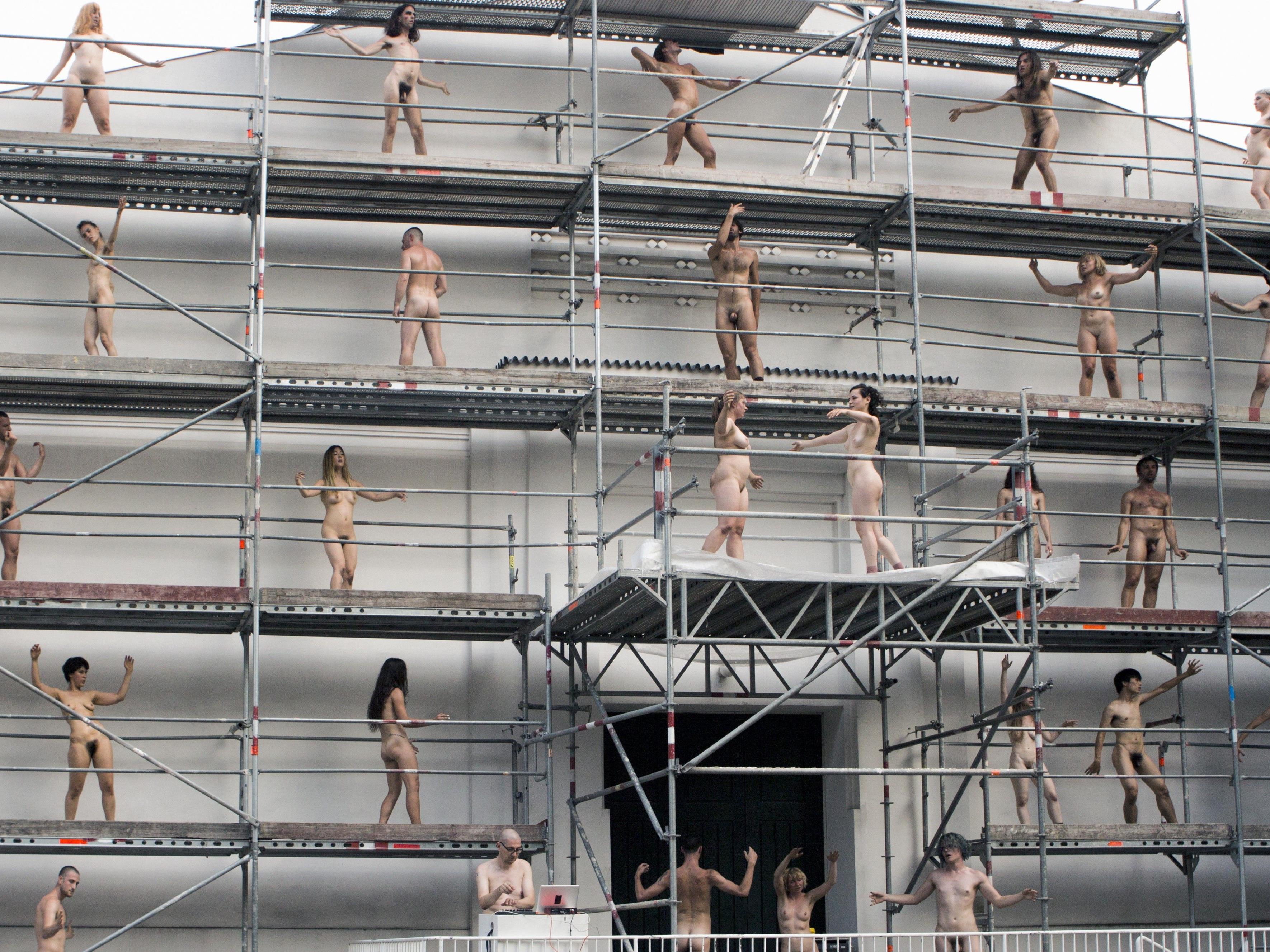ImPulsTanz-Festival in Wien: Doris Uhlich zeigte nackte