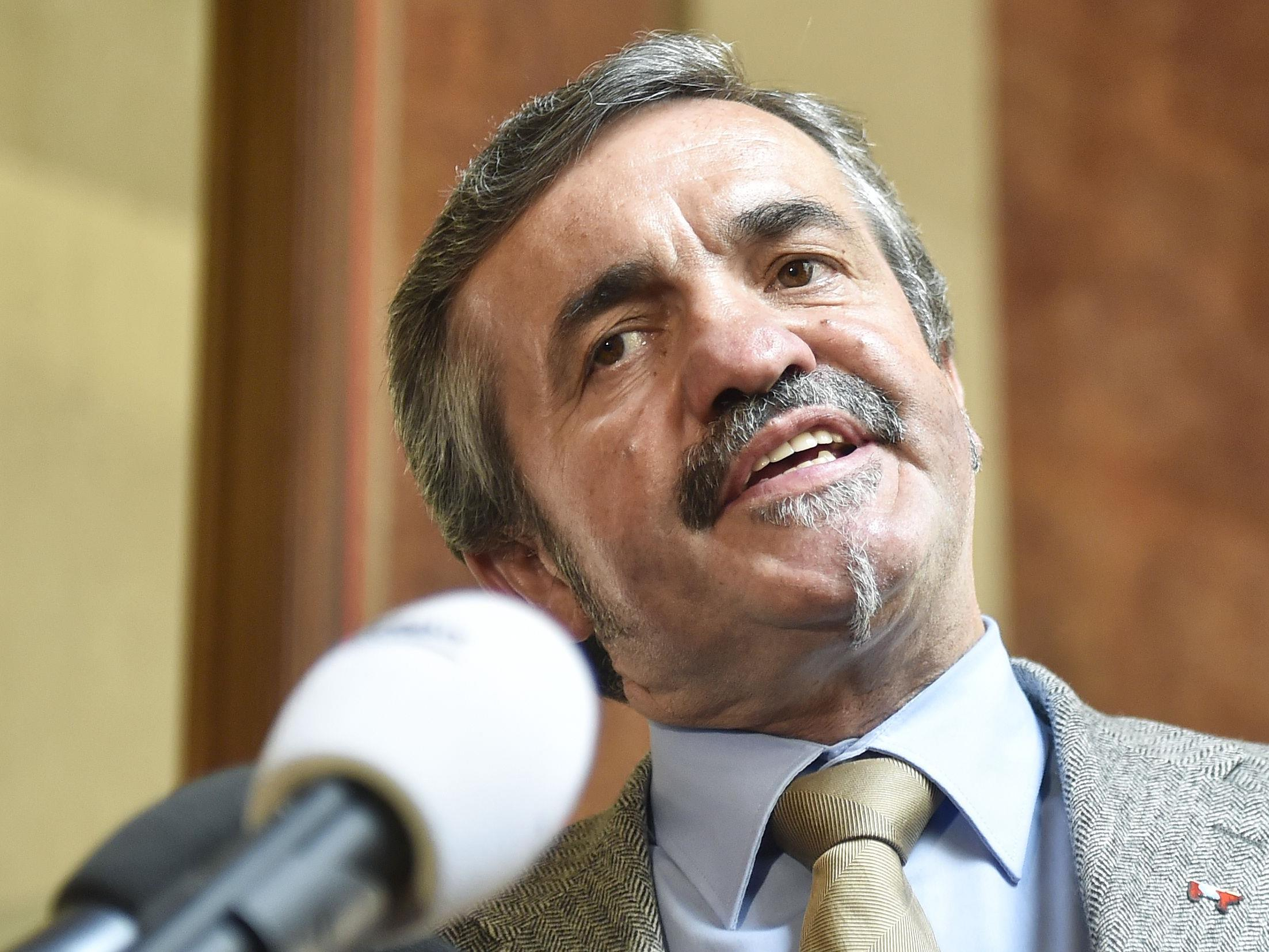 Der wilde Abgeordnete Leopold Steinbichler möchte das Team Stronach wiederbeleben.