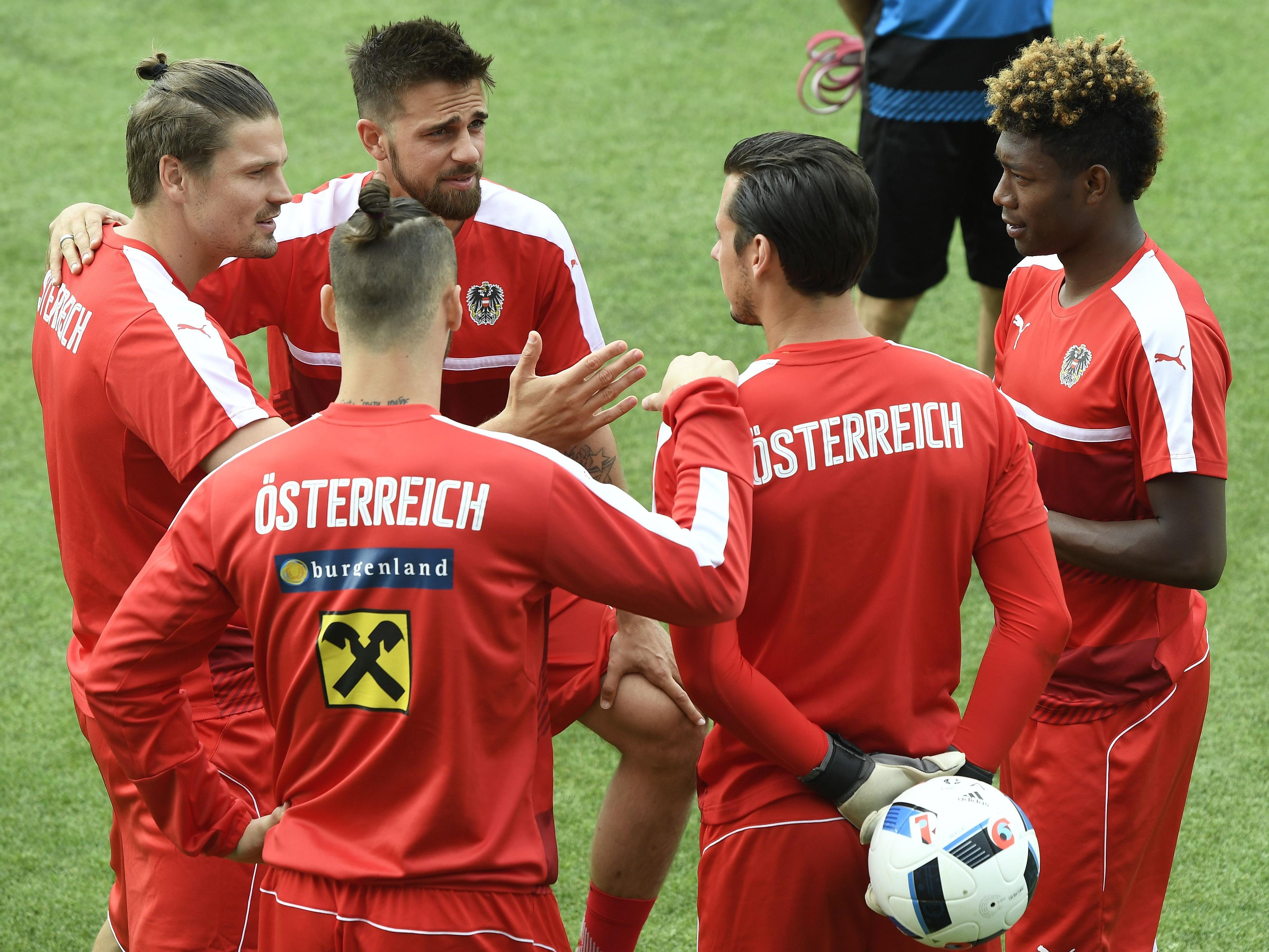 Österreich trifft Anfang September in der WM-Qualifikation auf Wales und Georgien.