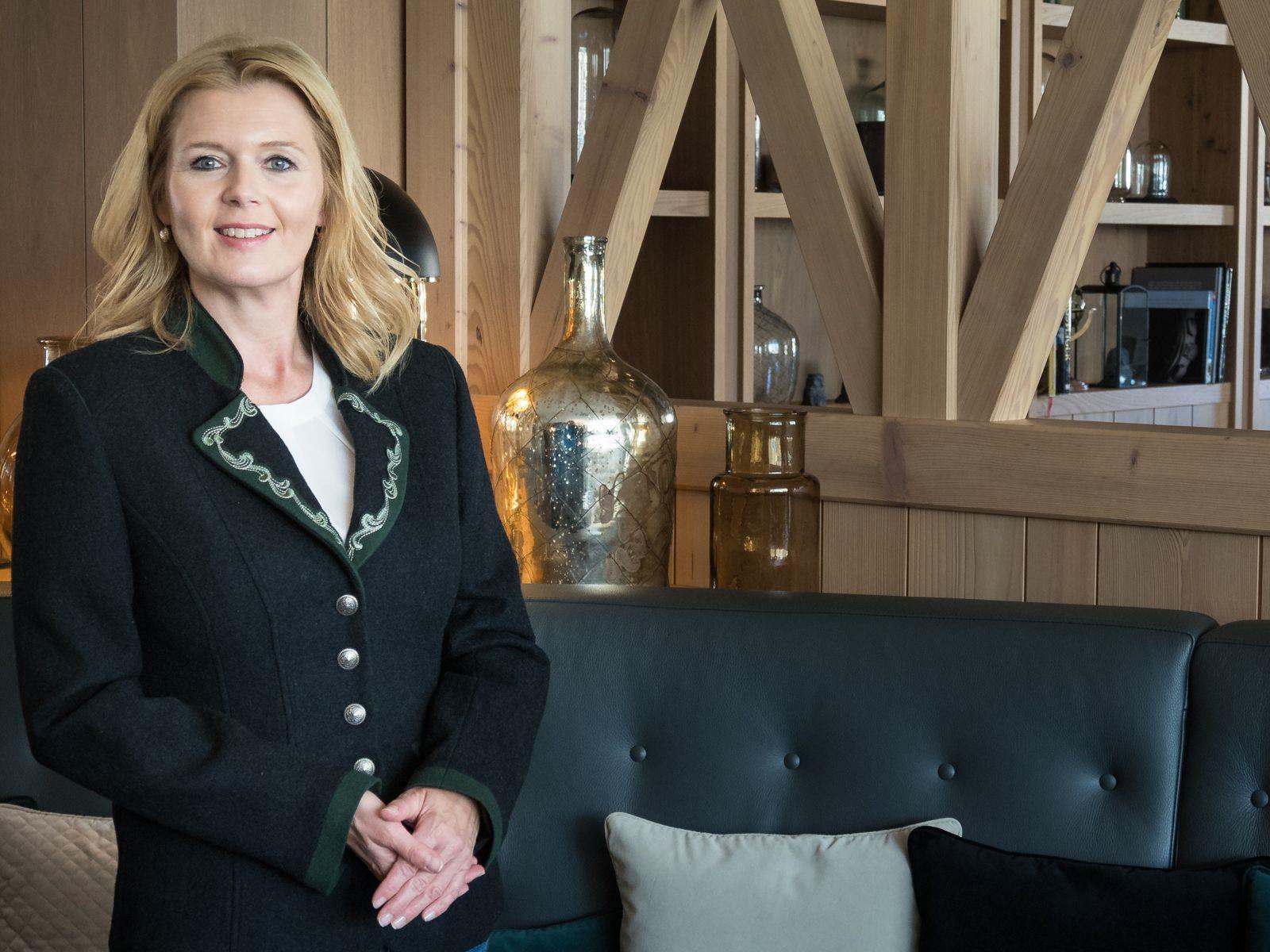 Tamara Katja Frast, PR & Marketing Managerin Löwen Hotel Montafon