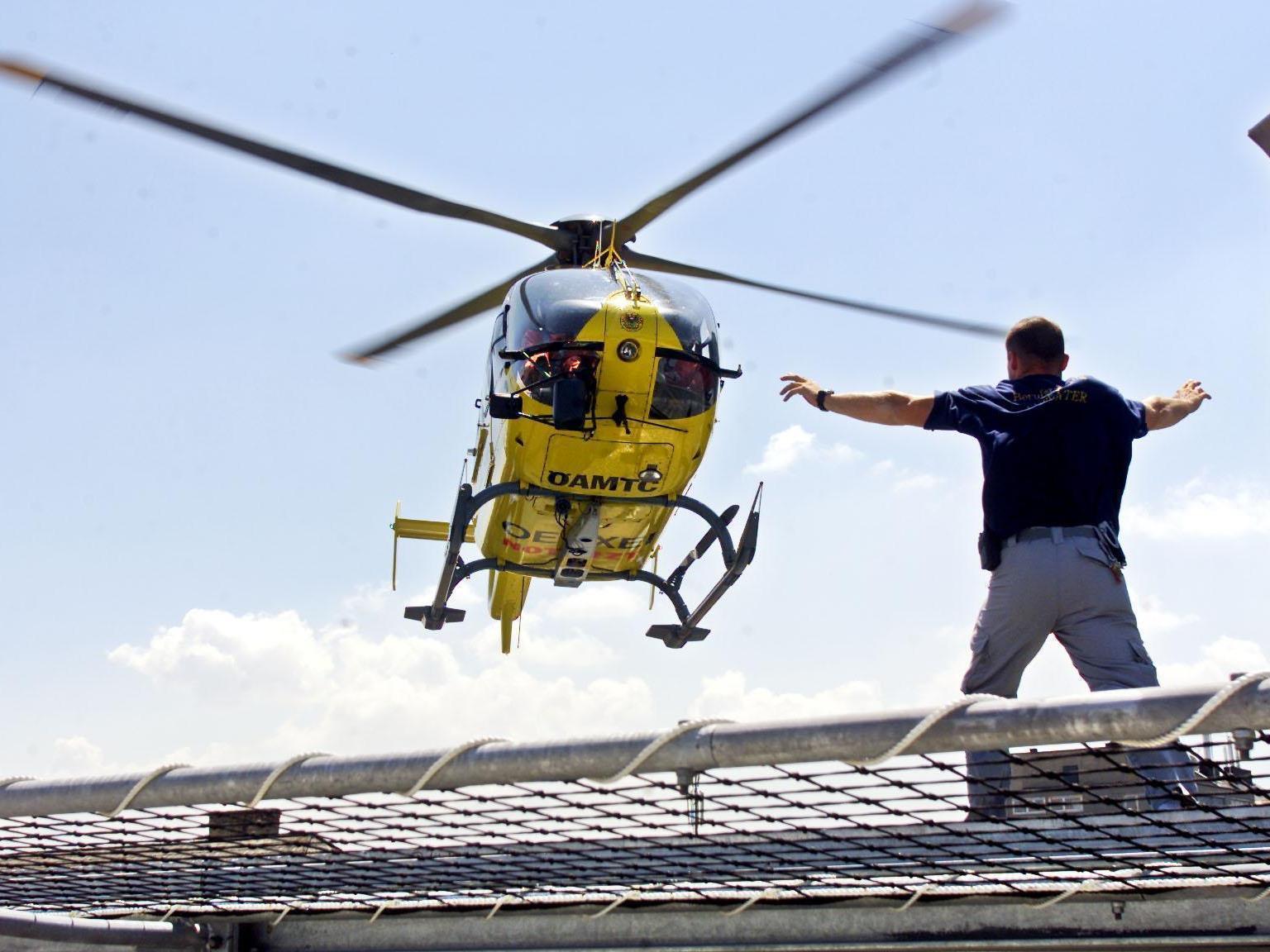 Die Schwerverletzten wurden mit dem ÖAMTC Hubschrauber in Wiener Spitäler geflogen.