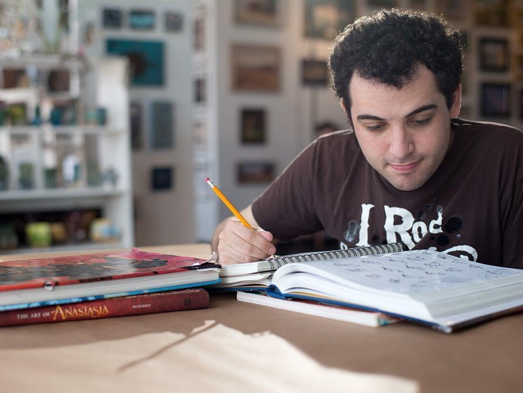 """""""Life, Animated"""" handelt von einem Kind mit Autismus."""