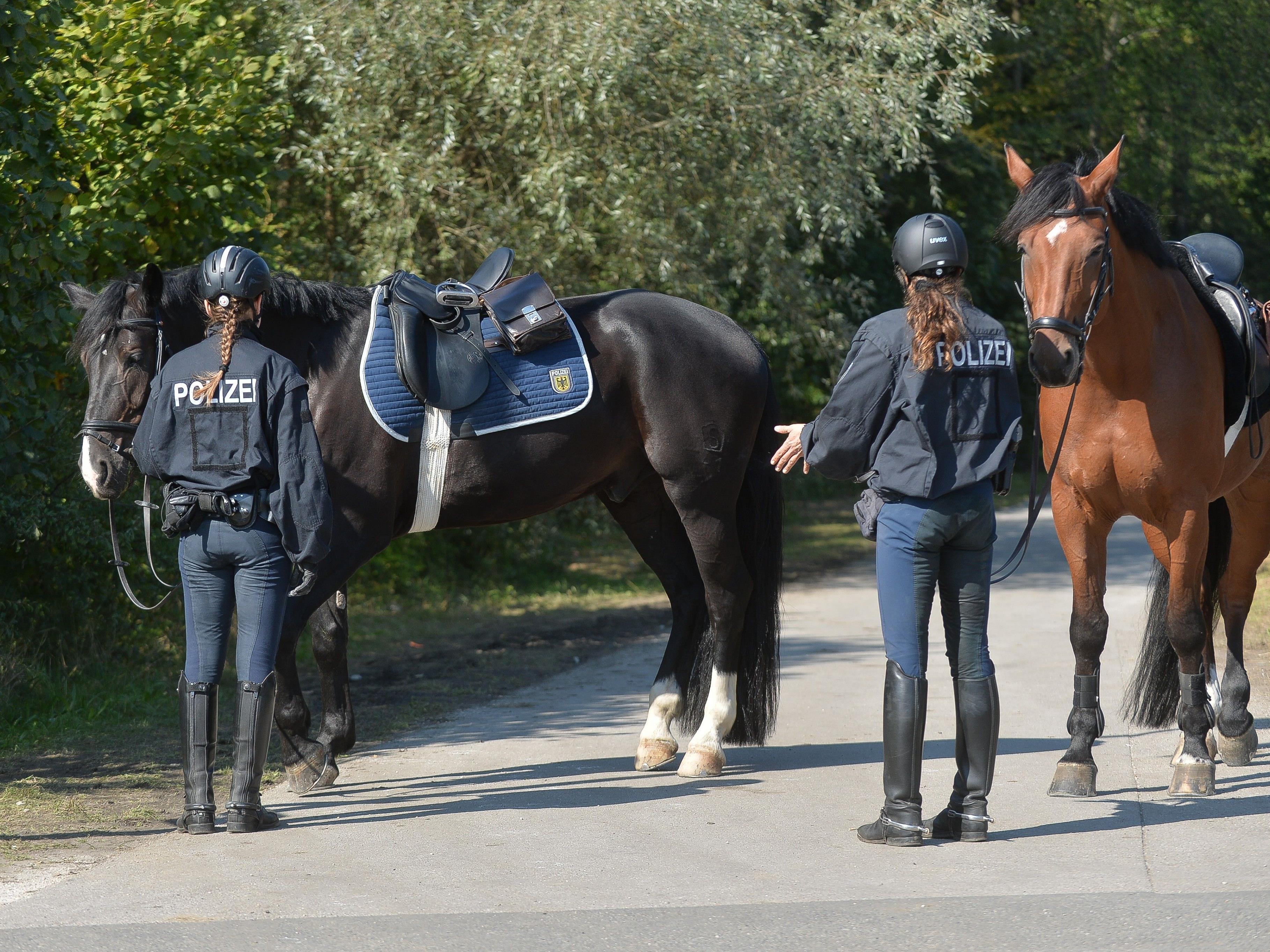 Die FPÖ möchte in Wien eine Polizeireiterstaffel wie in Bayern einführen.