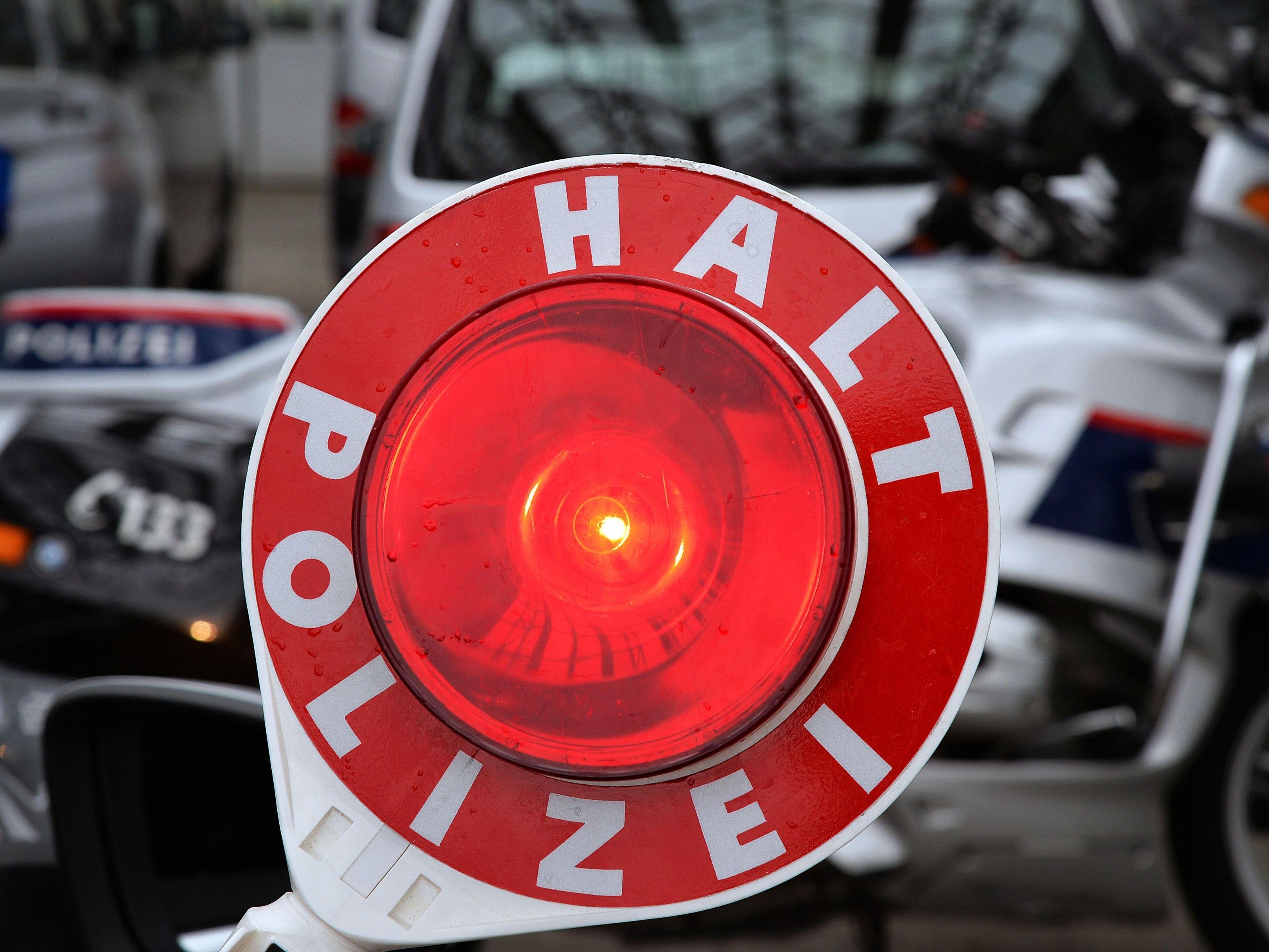 Erfolg für die Polizei bei einer Schwerpunktkontrolle in zwei Wiener Bezirken