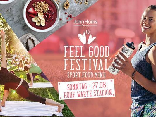Beim Festival werden die Themen Sport, Ernährung und Wissen miteinander verknüpft.