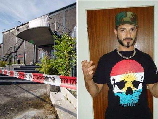 Der 34-jährige Iraker, der Sonntag früh einen Türsteher vor einer Disko in Konstanz tötete, kam mit dem Taxi zum Tatort.