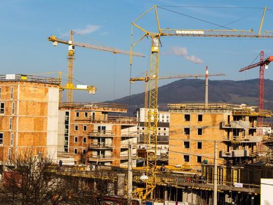 In Floridsdorf sollen 550 neue Wohnungen entstehen.