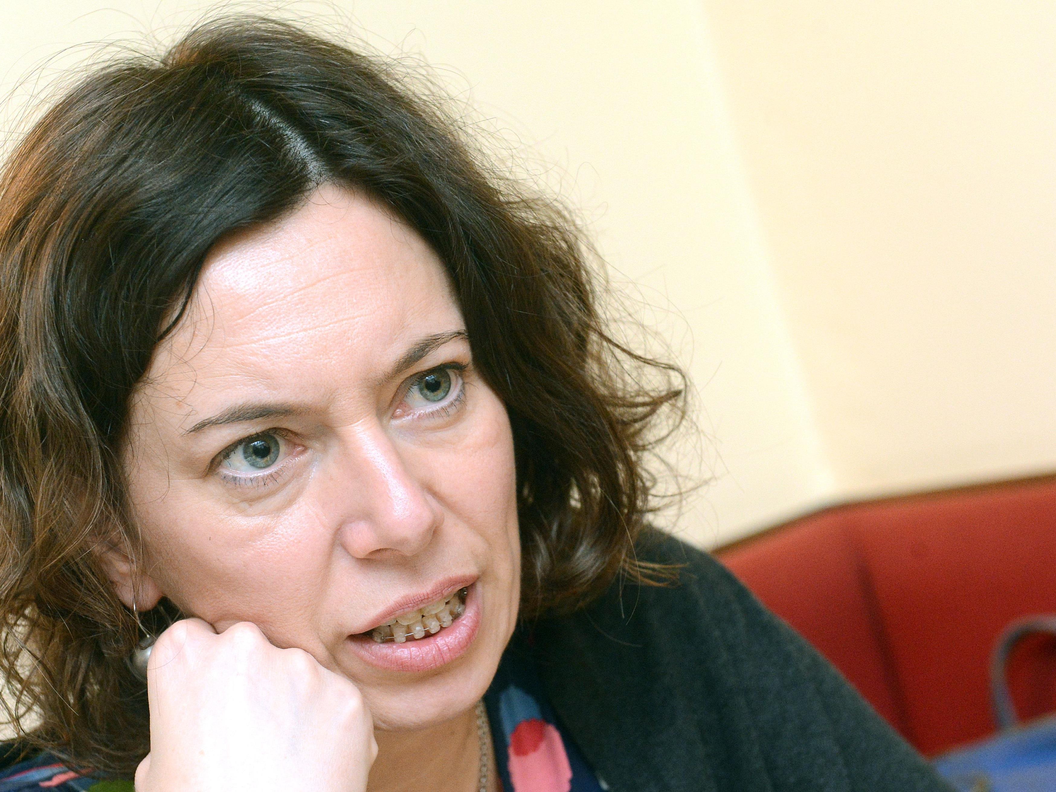 Eva Menasse ist Trägerin des Österreichischen Buchpreises.