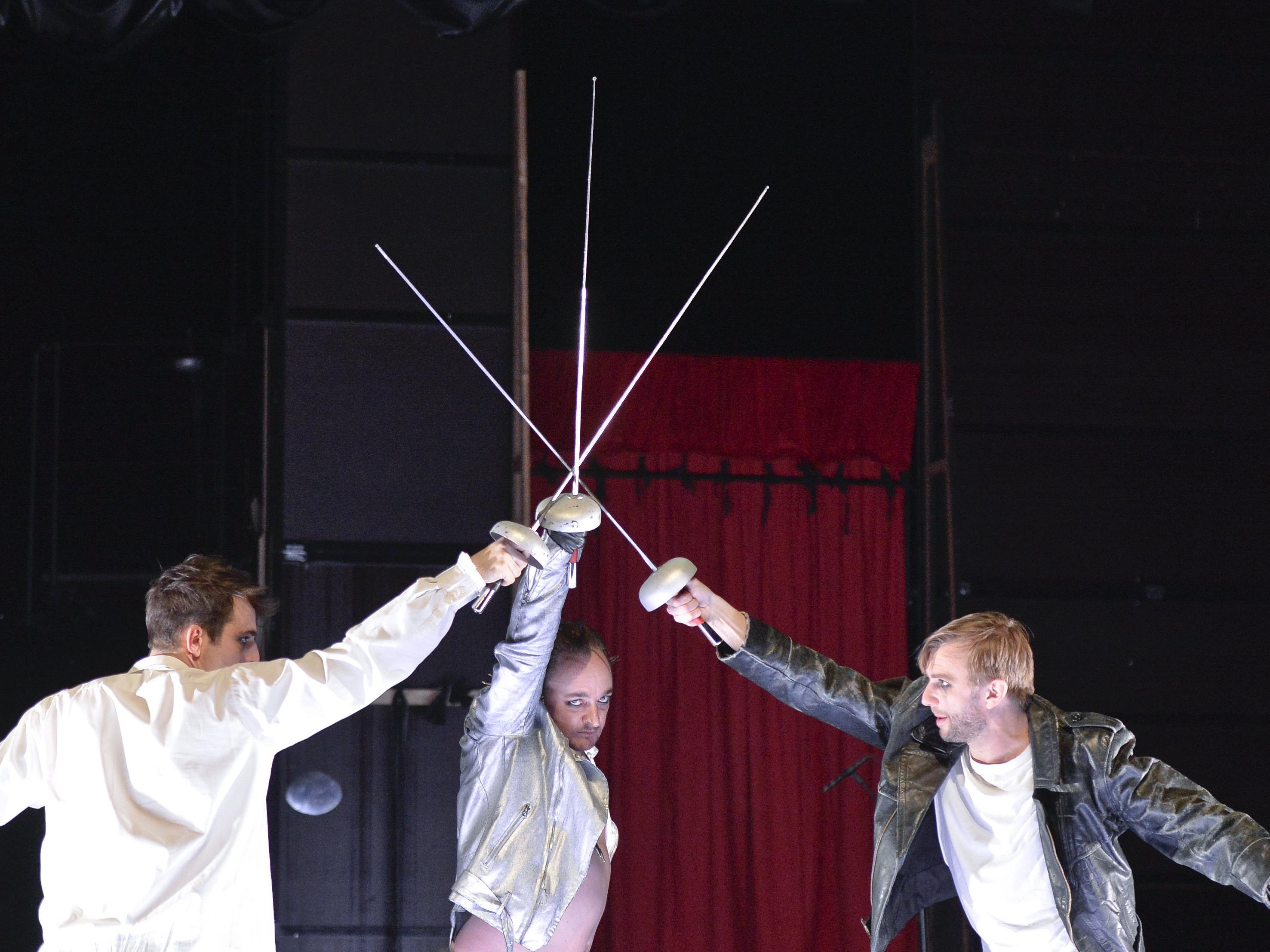 Viel Lärm um nichts gab es am Freitag im Wiener Volkstheater