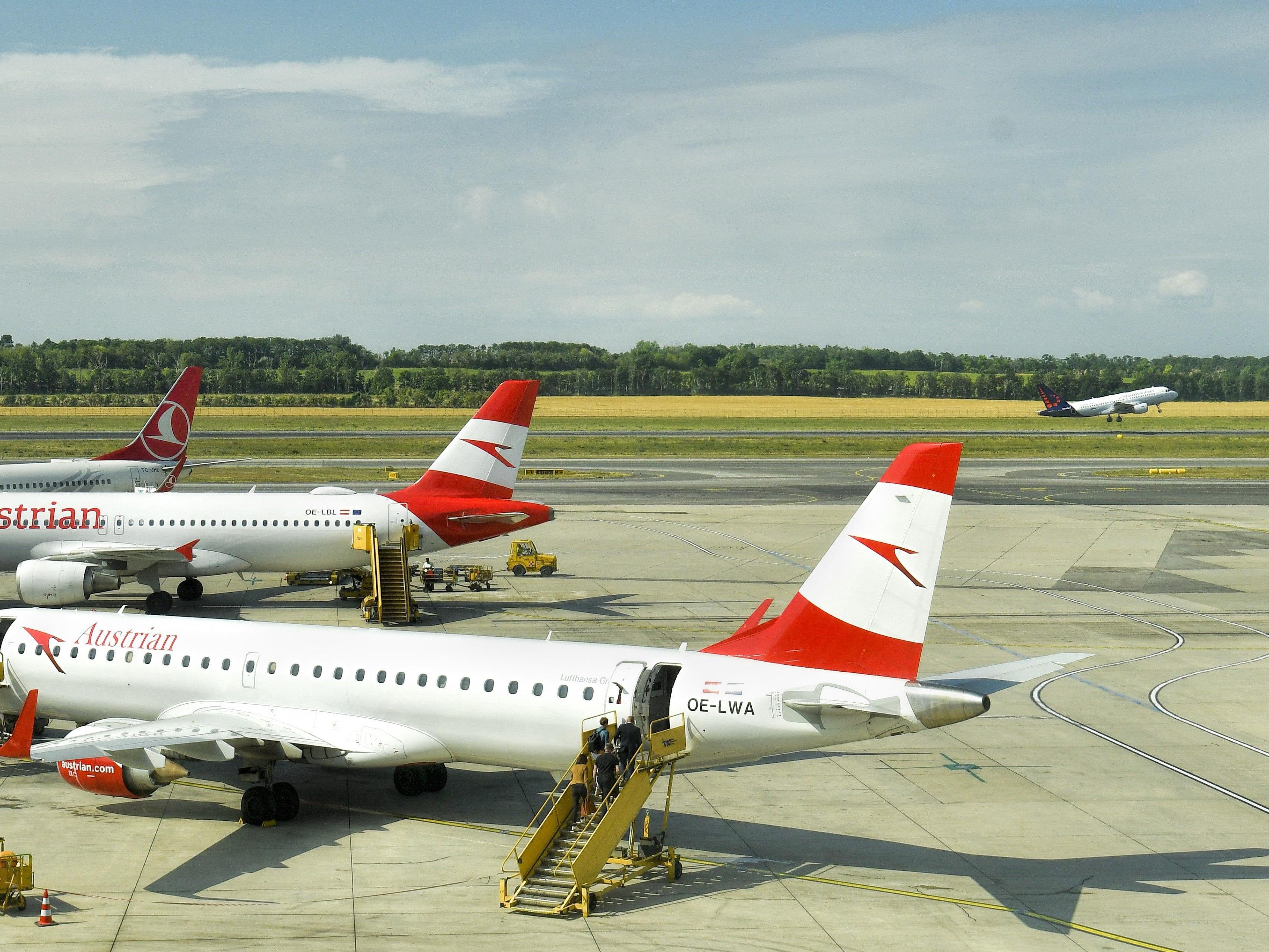 Rund 1.500 Passagiere sind von den Flugausfällen betroffen.