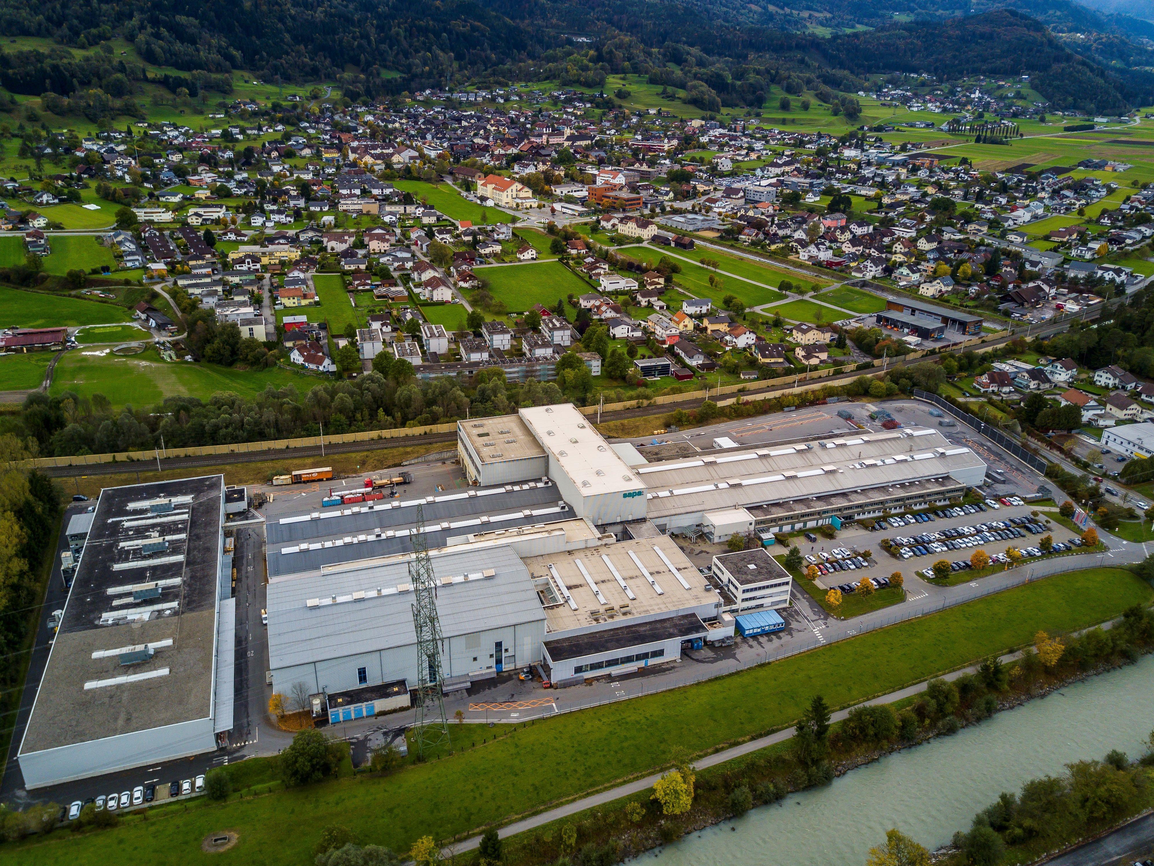 Das Hydro-Werk in Nenzing wurde ASI-zertifiziert.