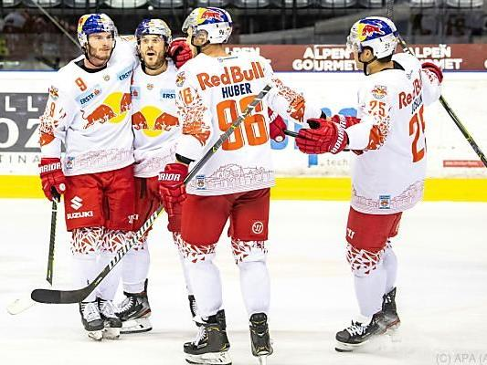 Die Salzburger siegten auch in Wien