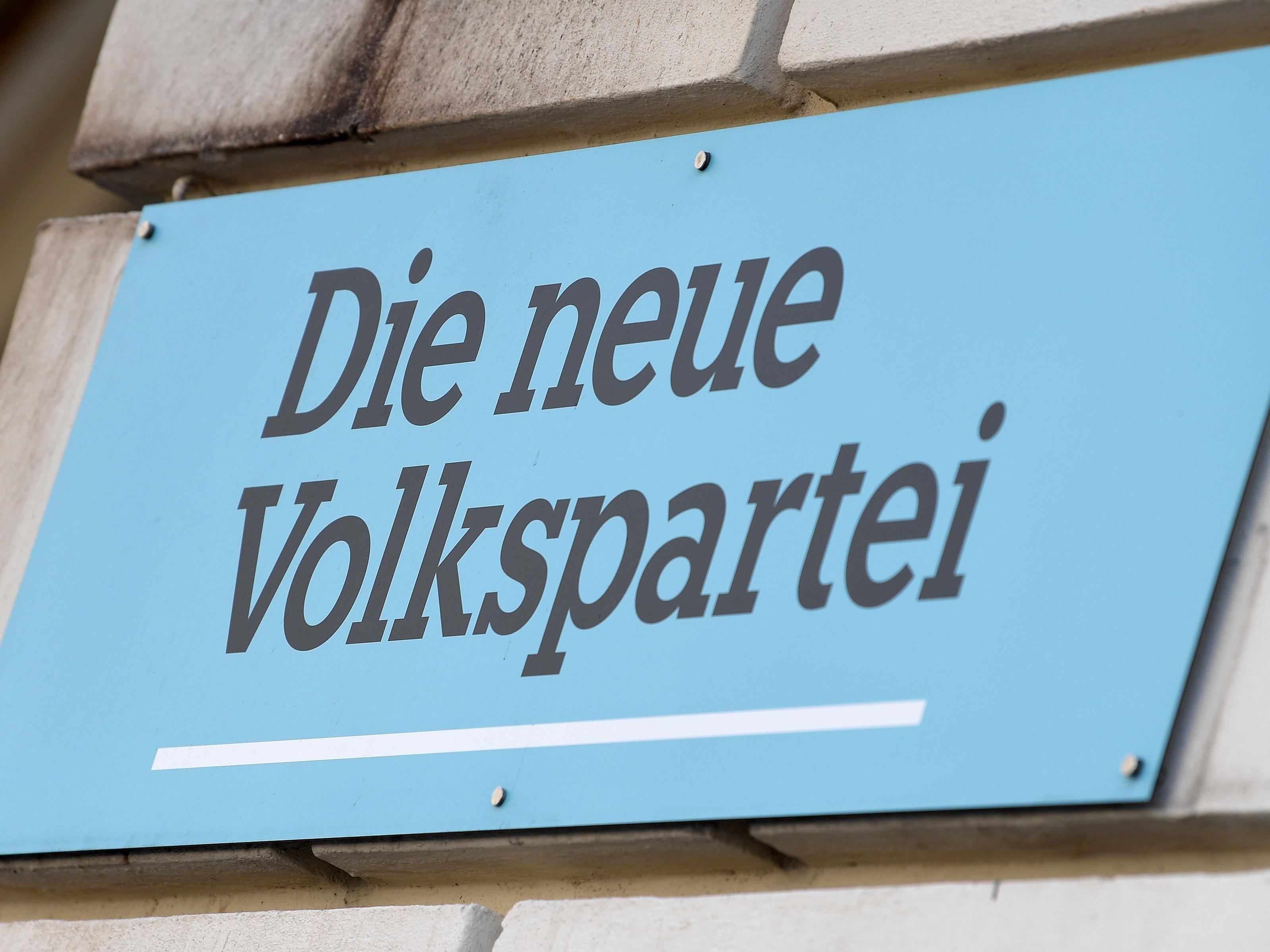 Die Geldbuße der ÖVP wurde vom Rechnungshof gespendet.