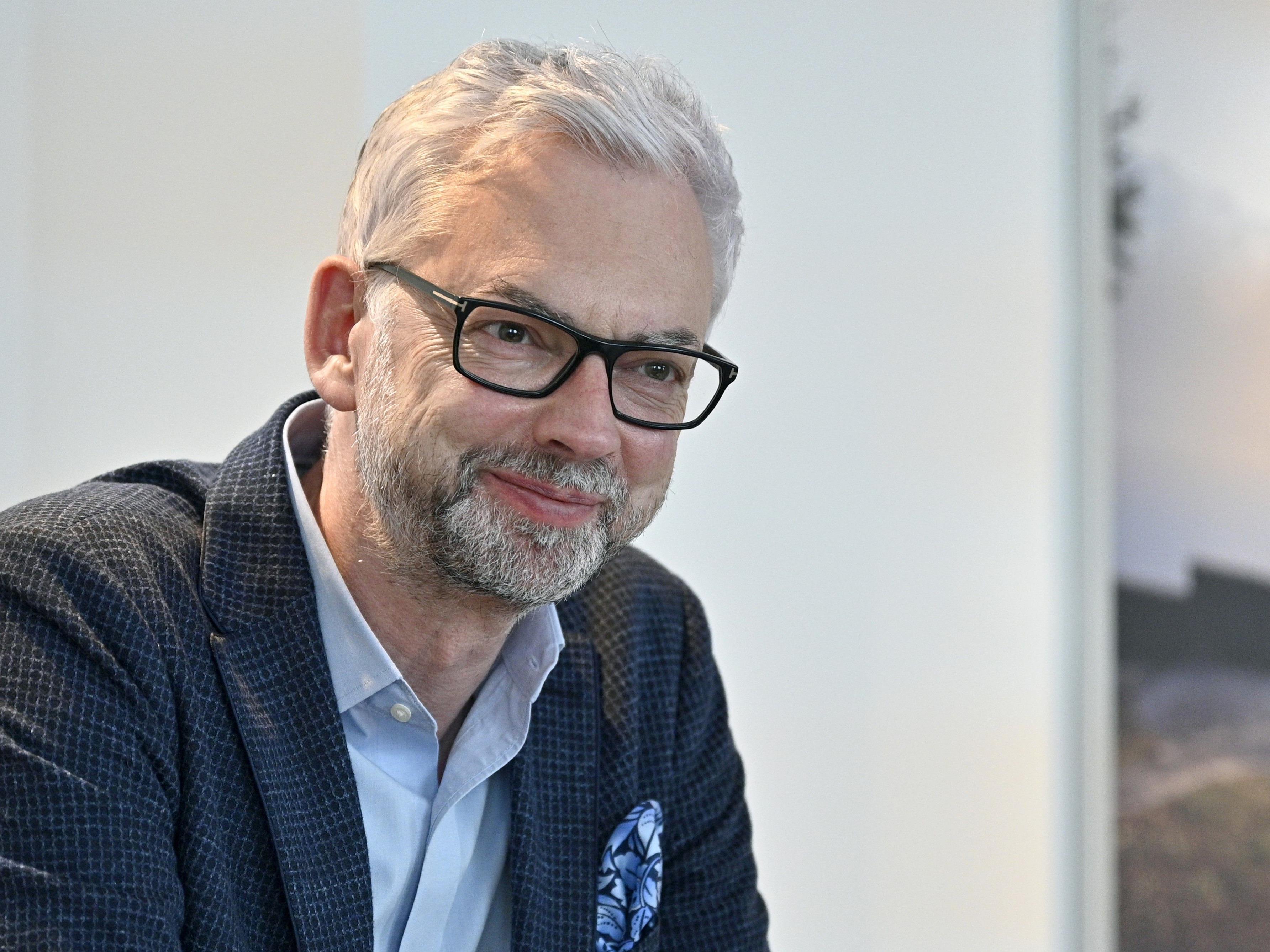 Verbund-Vizevorstand Michael Strugl erwartet beschleunigten Photovoltaik-Ausbau.