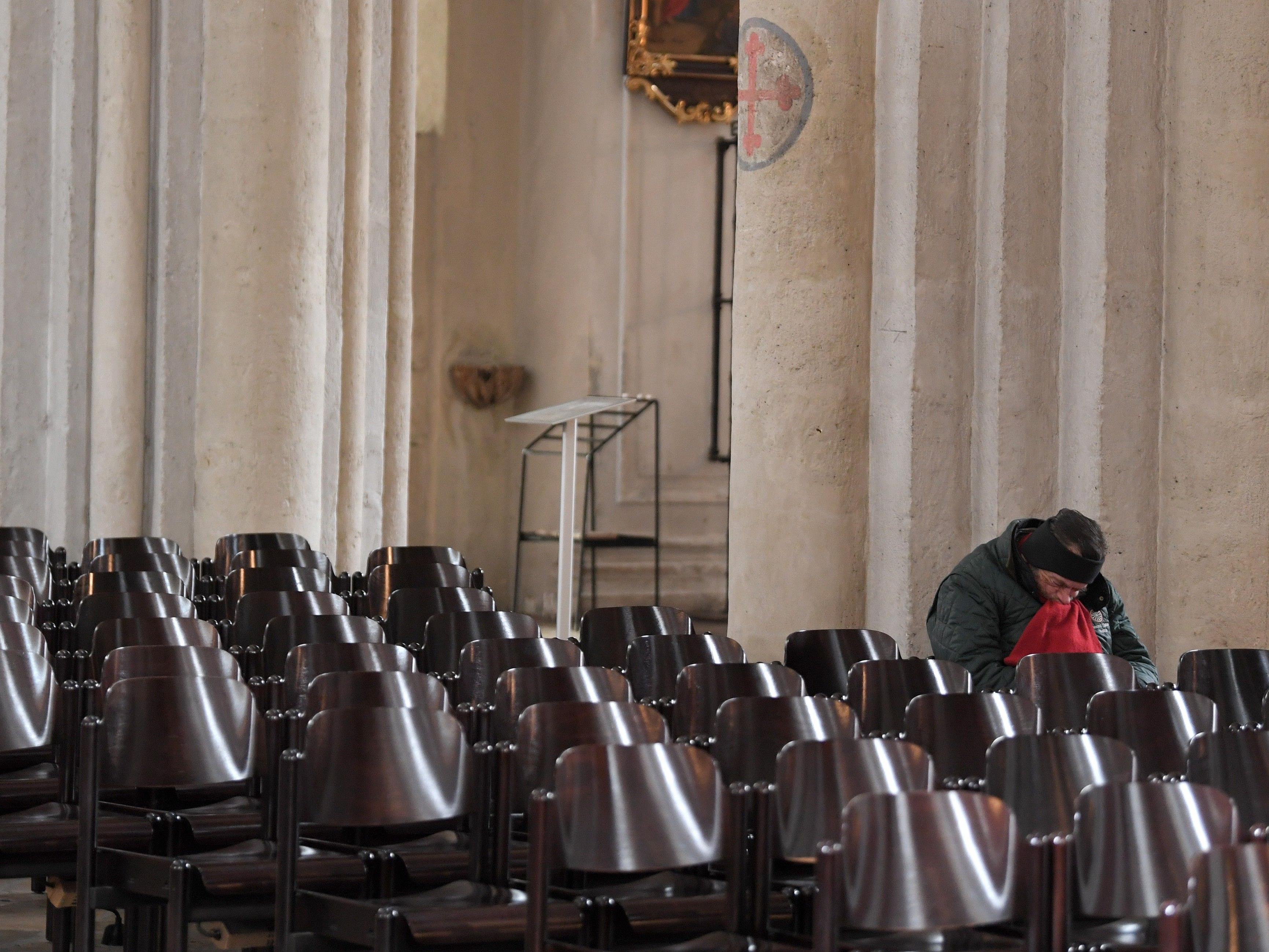 Ab 15. Mai dürfen Gottesdienste wieder stattfinden.