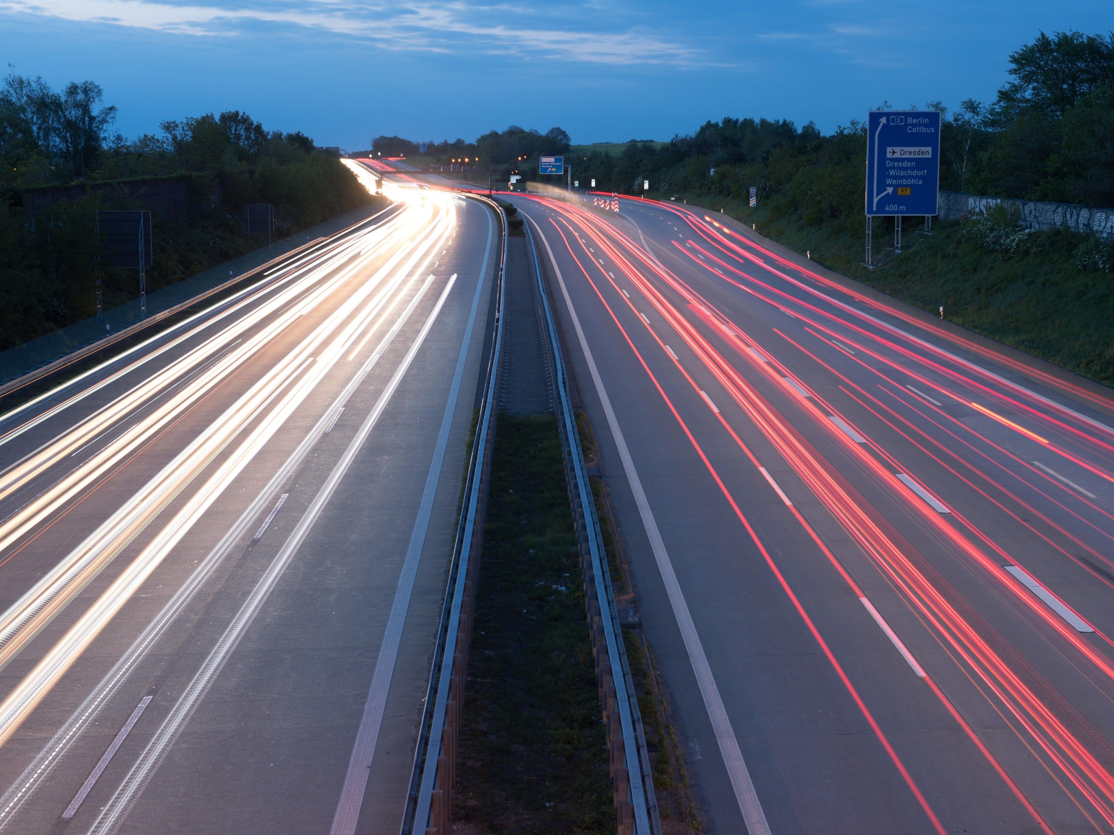 Viele Verkehrsteilnehmer seien zu ihrer alten Normalität zurückgekehrt.