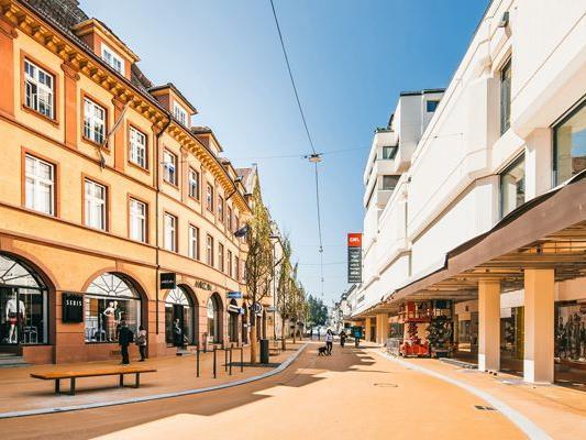 Römerstraße in Bregenz