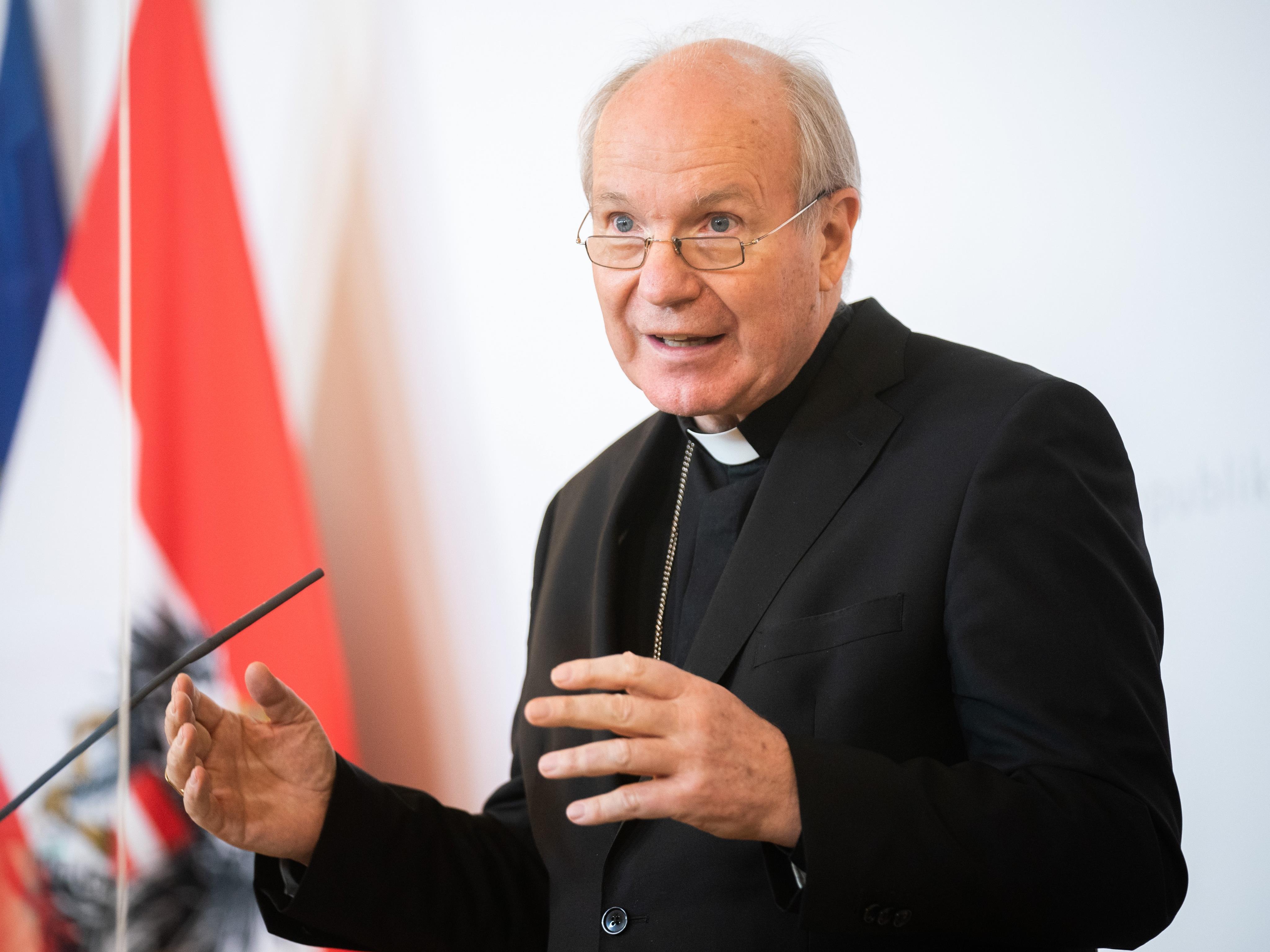 Schönborn hat altersbedingt seinen Rücktritt angekündigt.