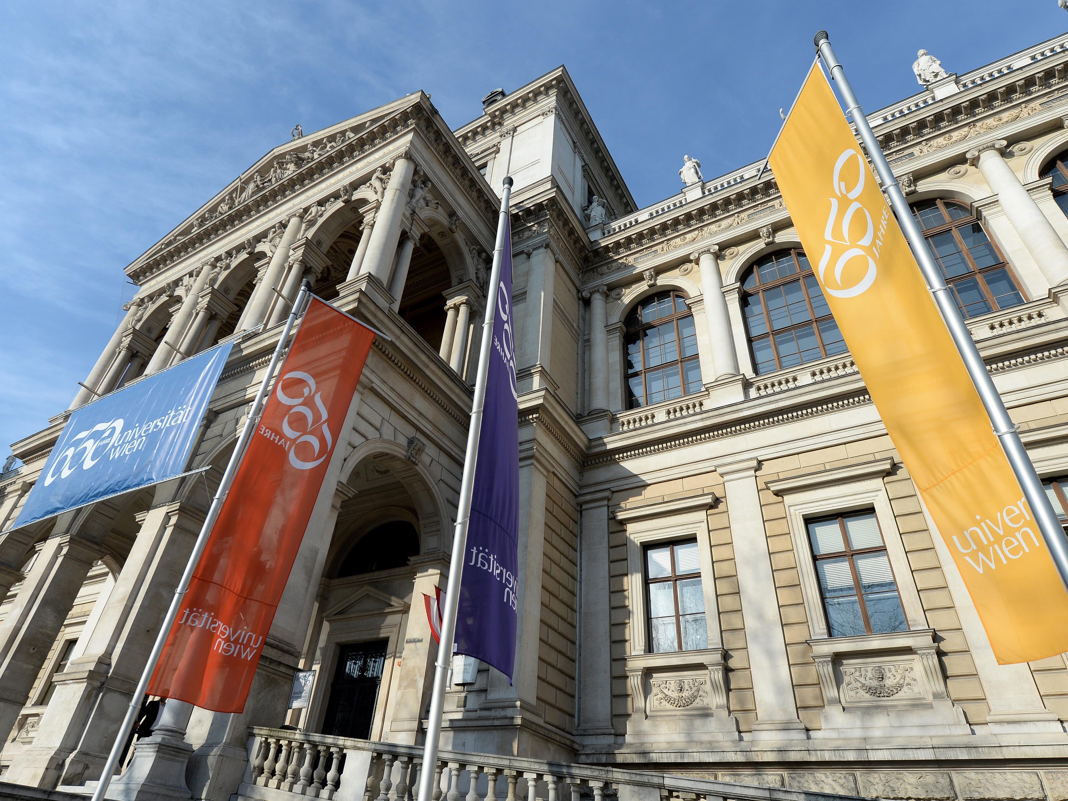 Die Uni Wien landete unter den Top 500.