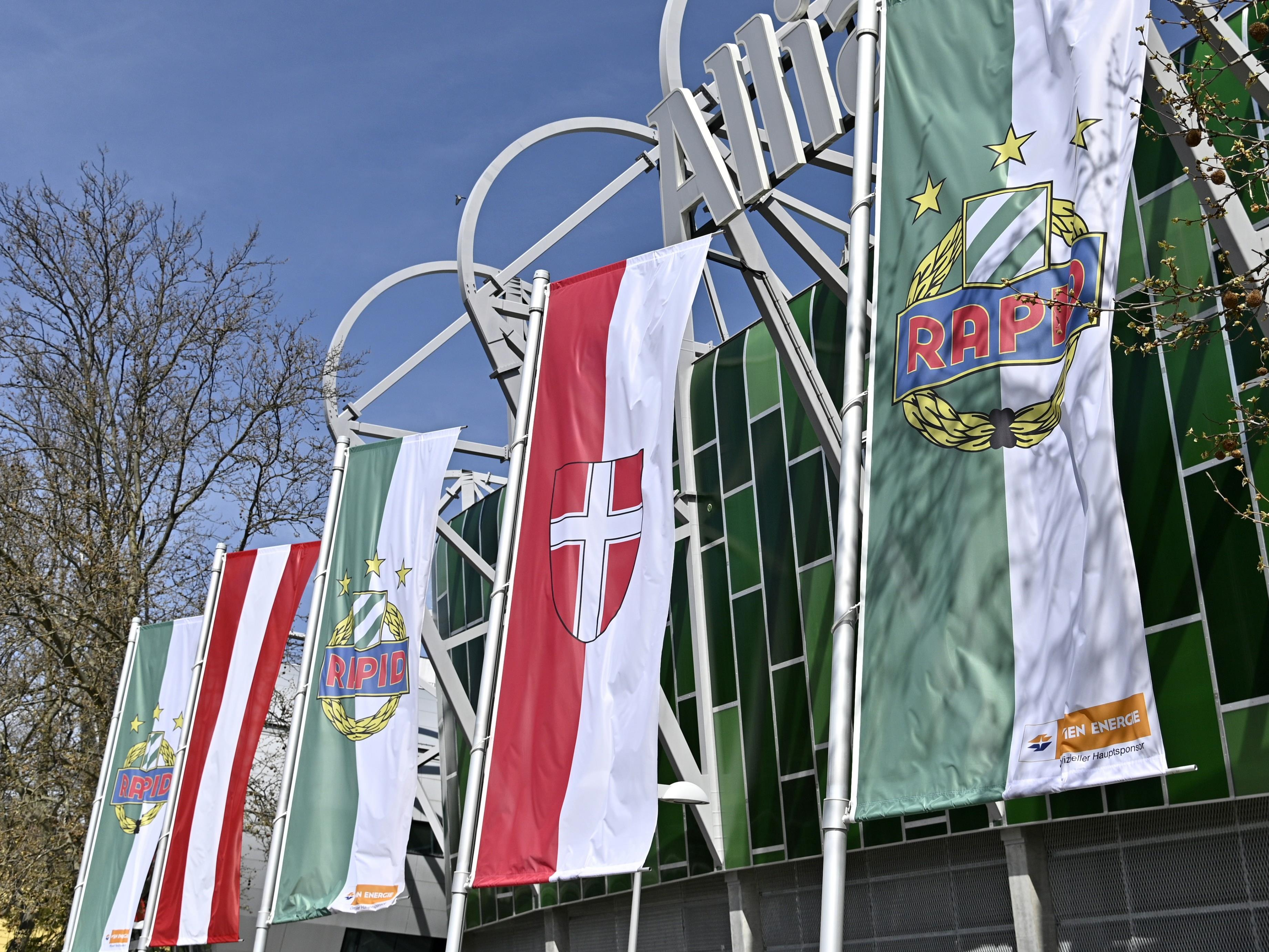 Rapid Wien ist von der Obergrenzen-Regelung am härtesten betroffen.