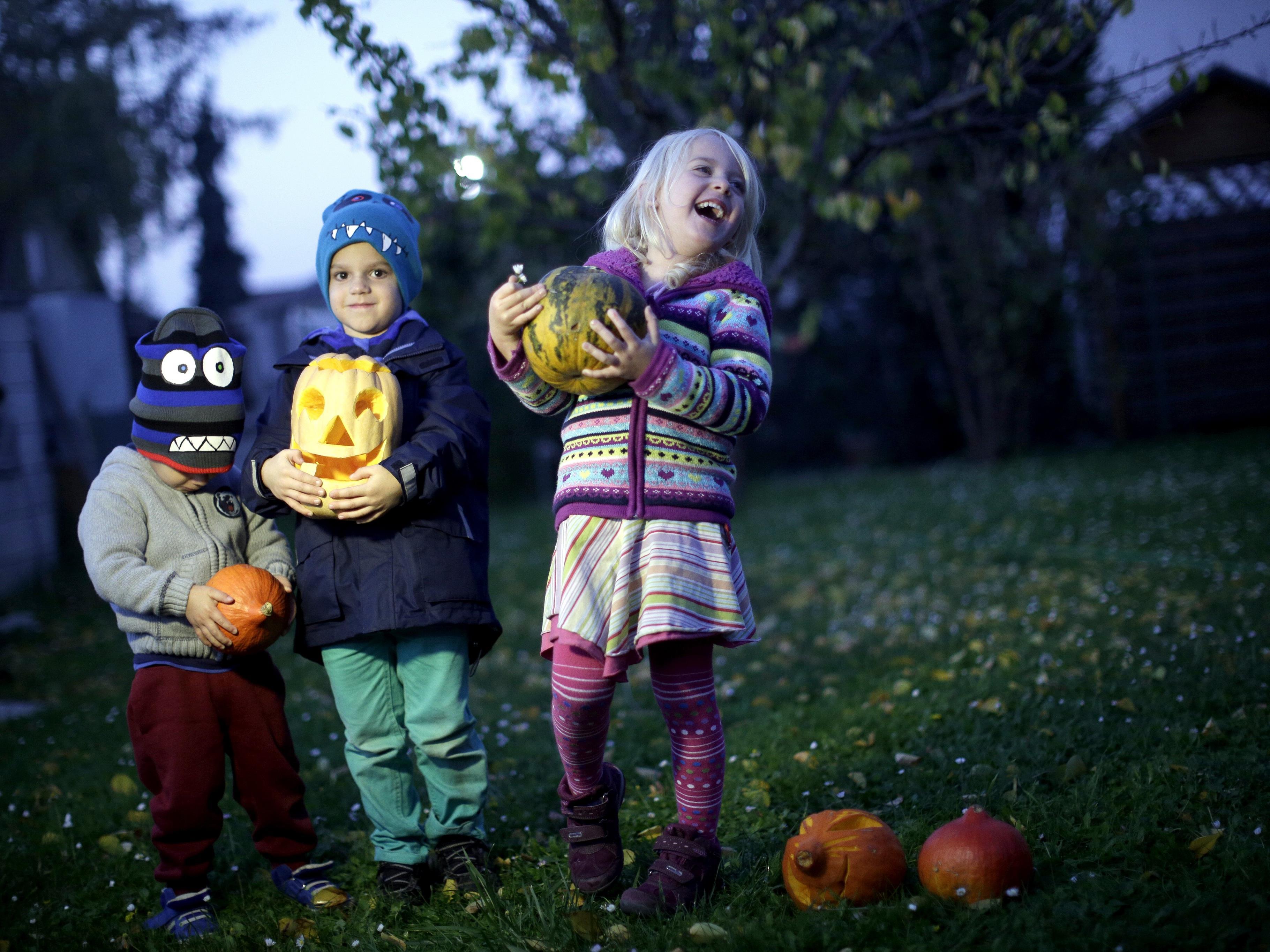 Heuer werden weniger Kinder Süßigkeiten sammeln gehen.