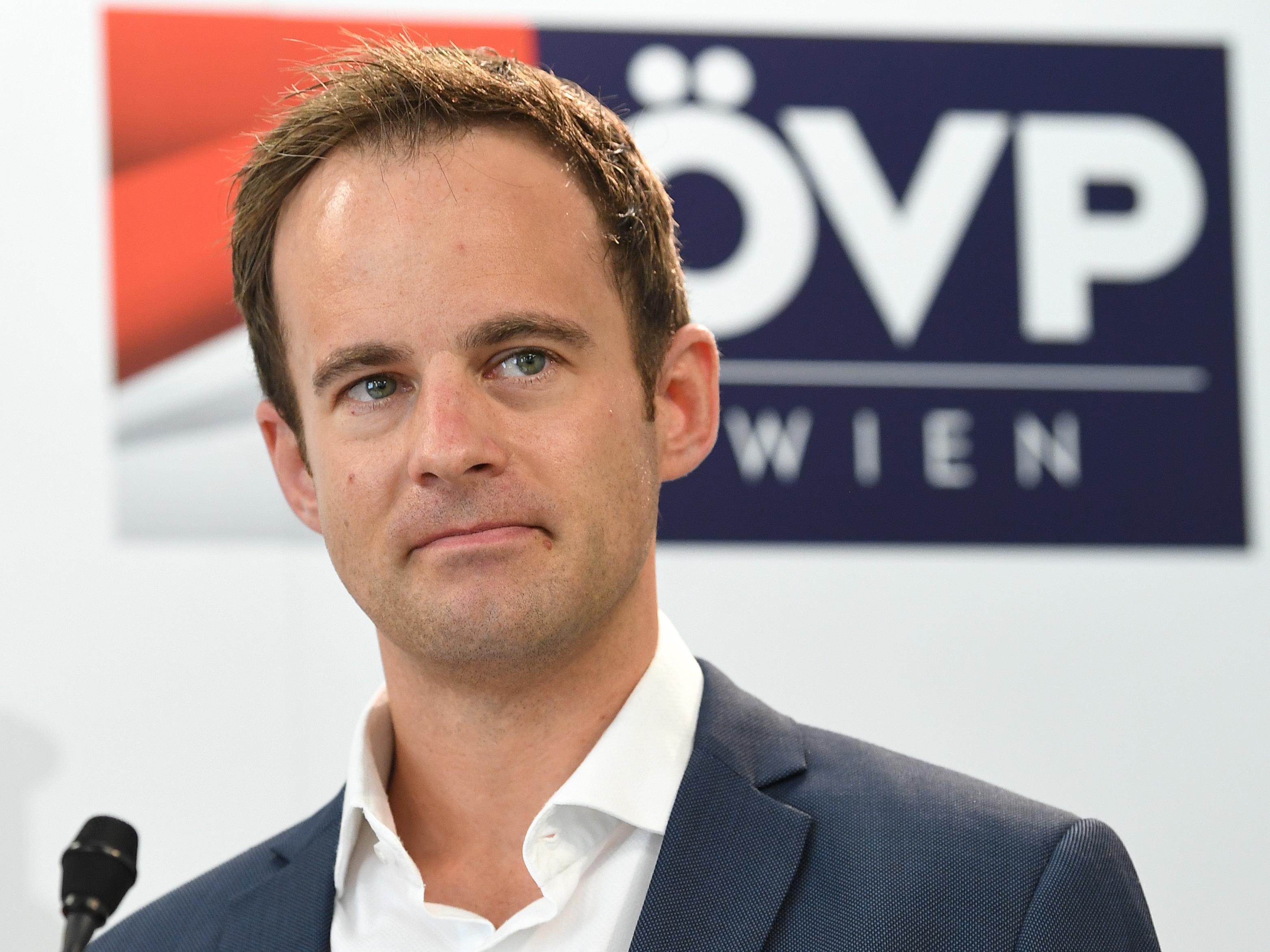 Markus Wölbitsch will der Koalition keinen Vertrauensvorschuss geben.